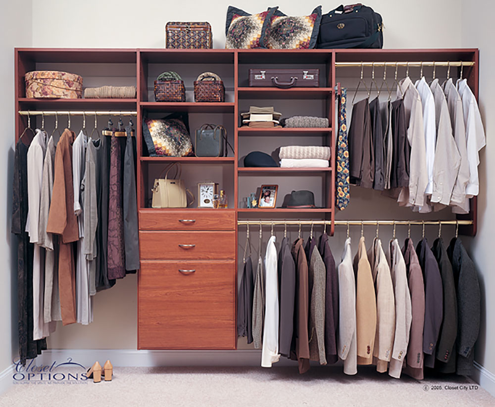 """Гардеробная 16 - гардеробные - каталог мебели - ооо """"мебелюк."""